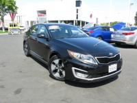 Kia Certified Pre-Owned! Backed by a 10 Year / 100,000