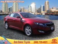Exterior Color: maroon, Body: Sedan, Engine: 2.4L I4