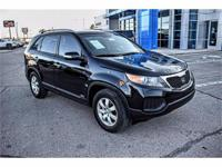 Priced below KBB Fair Purchase Price!2013 Kia Sorento