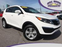 Recent Arrival! This 2013 Kia Sportage LX AWD in Clear