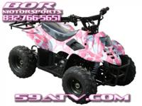 New 110cc 4-Wheeler with Remote Kill 2013 HAWK KIDS