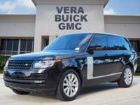 This Barolo Black Metallic 2013 Land Rover Range Rover