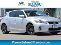 Options:  2013 Lexus Ct 200H 4D Hatchback|6