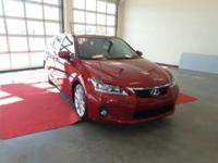 CARFAX CLEAN ONE OWNER***HYBRID***SUNROOF***Our