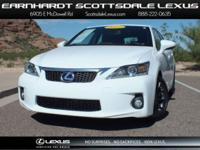 2013 Lexus CT 200h Car Premium. Our Location is: