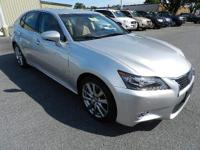 STUNNING 2013 LEXUS GS 350 AWD WITH NAVIGATION PREMIUM
