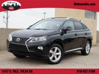 This 2013 Lexus RX 350 F Sport is offered to you for