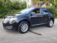 Bronze Metallic 2013 Lincoln MKX Base 6-Speed Automatic