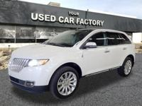 Options:  2013 Lincoln Mkx Base|Awd 4Dr
