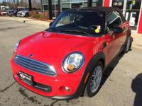 REDUCED FROM $28,295!, EPA 35 MPG Hwy/27 MPG City! MINI