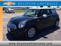 Keystone Chevrolet is excited to provide this 2013 MINI