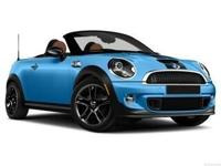 Kite Blue Metallic 2013 MINI Cooper S Clean CARFAX. FWD