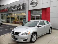 Sunbelt Nissan is honored to present a wonderful