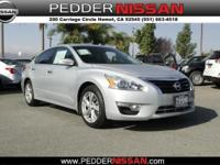 This impressive example of a 2013 Nissan Altima 4dr Sdn