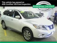 2013 Nissan Pathfinder 4WD 4dr SV Our Location is: