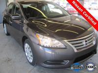 2013 Nissan Sentra SV with Protection Package, SV