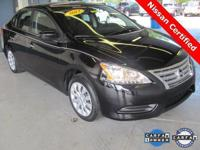 2013 Nissan Sentra SV Protection Package, Sentra SV,