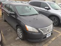 Check out this gently-used 2013 Nissan Sentra we