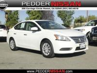 This impressive example of a 2013 Nissan Sentra 4dr Sdn