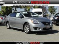 This exceptional example of a 2013 Nissan Sentra 4dr