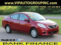2013 Nissan Versa SV Car One Owner. It is in excellent