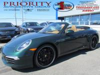This 2013 Porsche 911 in MIDDLETOWN, RHODE ISLAND gives
