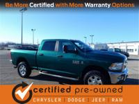 New Price! RAM Certified!, Locally owned new car