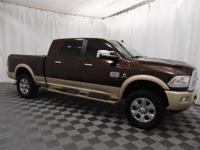 Options:  Lower Two-Tone Paint| 2Fk Laramie Longhorn