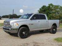 Options:  2013 Ram 2500 Slt|Bright Silver