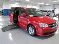 Super Hot!! 2013 Wheelchair Accessible mini van. Clean