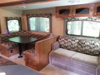Like NEW, barely used, no smoking trailer with tons of