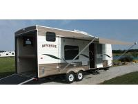 2013 Riverside Travel Trailer 24FB RPM TOYHAULER The