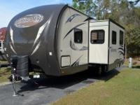 2013 Forest River 272 BH, Travel Trailer, Mocha