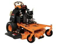 Yard Mowers Stand-On Mowers. the operator trips on a
