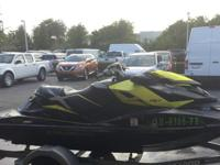 2013 RXP X Watercraft with a Seadoo Trailer! Only 27