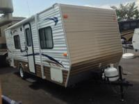 Pre-Owned 2013 Skyline Bobcat 183 B Travel Trailer