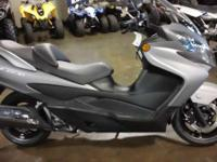 2013 Suzuki Burgman 400 ABS Zip Around Town! The