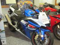 These are the foundations to GSX-R line and what it