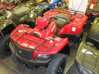 (815) 615-0023 ext.227 Power Steering on this quad adds