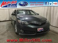 2013 Toyota Camry SE 2.5L 4cyl ready to go! Low in