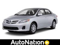 Trying to find a clean, well-cared for 2013 Toyota