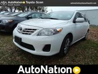Have a look at this gently-used 2013 Toyota Corolla we