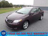 This 2013 Toyota Corolla LE is proudly offered by