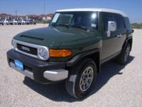 FJ Cruiser trim. Superb Condition, CARFAX 1-Owner,