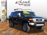 You can find this 2013 Toyota FJ Cruiser and many
