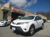 SUPER DEAL on a very desirable small crossover SUV. The