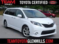 Exterior Color: super white, Body: Minivan, Engine: