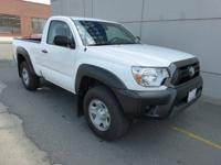 Body Style: Truck Engine: 4 Cyl. Exterior Color: White