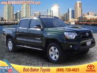 Exterior Color: green, Body: Crew Cab Pickup, Engine: