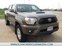 This 2013 Toyota Tacoma is proudly offered by Schworer